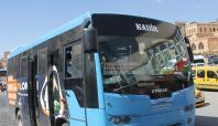Mardin'de şehiriçi yolcu taşıma ücretlerine zam