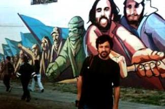 Dünya Sokaklarının Gazetecisi Viranşehir'de
