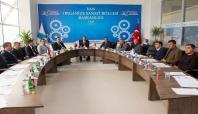 Van'da 'Olağan Müteşebbis Heyet Toplantısı' yapıldı