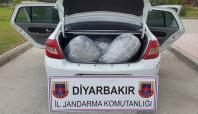 Diyarbakır'da 130 kilogram uyuşturucu ele geçirildi