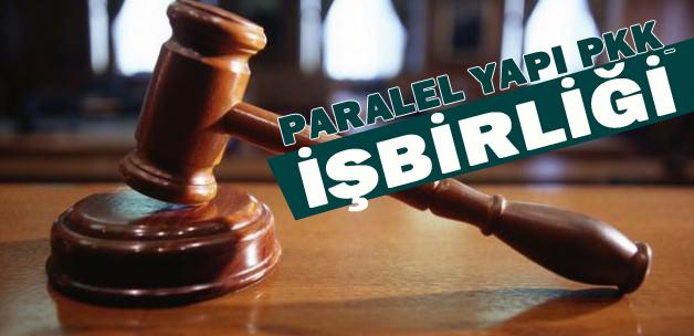 Paralel Yapı PKK işbirliğini yaptıkları kanıtı çıktı