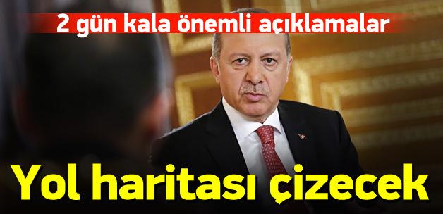 Erdoğan G20 için konuştu