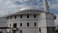 Siirt Üniversitesinde cami inşaatında sona gelindi