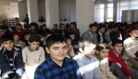 Müftüden imam hatip öğrencilerine hutbe