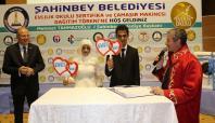 Gaziantep'te evlilik okuluna katılan kursiyerlere sertifika verildi