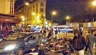 Paris'te 4 ayrı saldırıda 40 ölü 69 yaralı