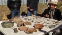 Harput Kalesinde arkeolojik kazı çalışmaları