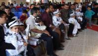 İHO EBRAR Adana'da 40 çocuğu sünnet ettirdi