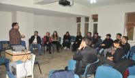 Şırnak'ta öğretmenlere PDR eğitimi