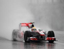 Formula 1 yarışları mecburen ertelendi