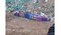 Doğubayazıt'ta battaniyeye sarılı mülteci cesedi bulundu