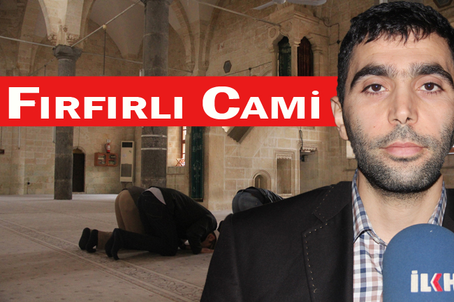 Adını tarihinden alan cami: İyad Bin Ganem Camii