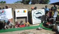 Avrupa Yetim-Der Kamerun'da su kuyusu açtı