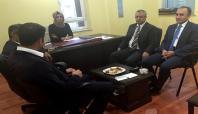Mardin'de elektrik mühendisleriyle toplantı
