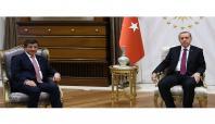 Cumhurbaşkanı Davutoğlu'na Hükümeti kurma görevi verdi
