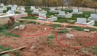 PKK'liler cenazelerini gizlice gömüyor
