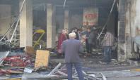 Silvan'da mağdurların yaraları sarılıyor