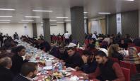 Rektör Baydaş, Irak ve Süriye'li öğrencilerle bir araya geldi