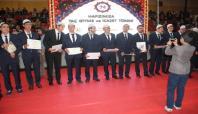 Adana'da 74 hafız ve hafize icazet aldı