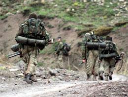 PKKnın eylemsizliğine 2 şehit!
