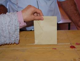 Sahilde hangi partilerin oyları patladı?