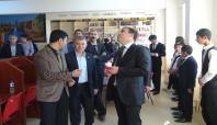 Kızıltepe'de 500 kitaplık yeni bir kütüphane açıldı