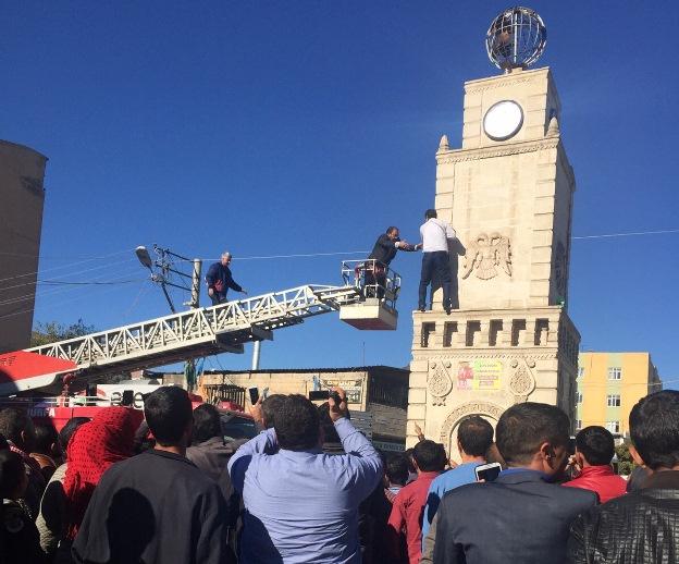 Şanlıurfa Milletvekili adayı intihar girişiminde bulundu