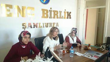 Göncü, Genç Birlik Hanımlarına Eş-Anne-Siyasetçiyi anlattı
