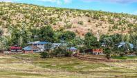 Bingöl'ün Çatma köyü arazileri suya kavuşuyor