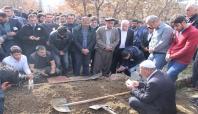 Şırnak'ta PKK tarafından öldürülen memur toprağa verildi