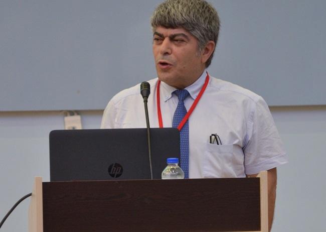 Uluslararası Konferansa Harran Üniversitesinden Başkan