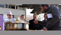Siirt Üniversitesinde çorba günleri başlıyor