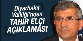 Diyarbakır Valiliğinde çatışmayla ilgili açıklama