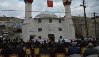 Siirt'te Cami ve Kur'an Kursu açılışı yapıldı