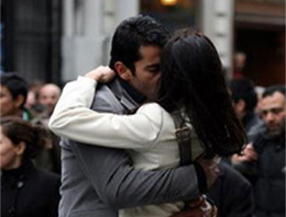 Bu öpüşmenin bedeli bin 470 lira