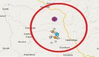 Malatya'da 5,1 büyüklüğünde deprem