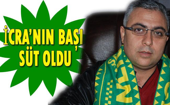 Şanlıurfaspor'da icra kurulu başkanlığına Kemal Süt getirildi