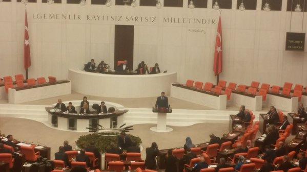 64. AK Parti Hükümeti güvenoyu aldı