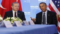 Erdoğan Obama ile Rusya gerginliğini konuştu