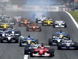 Formula 1 Rusyada da koşulacak