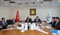 Karacadağ Kalkınma Ajansı Yönetim Kurulu Toplantısını yaptı