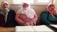 Kur'an okudukça ruhları gençleşiyor
