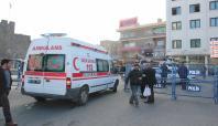 Diyarbakır'da bir polis yaralandı