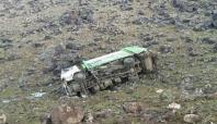 Iğdır'da Belediye çöp aracı devrildi: 1 ölü 2 yaralı