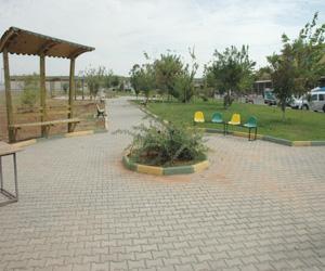 2010 Yılında 9 Park yapıldı
