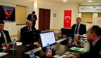 Fırat-Dicle Alt Havzası Yönetim Heyeti toplantısı yapıldı
