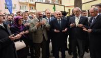 İçişleri ve Sağlık Bakanı 550 yıllık caminin açılışına katıldı