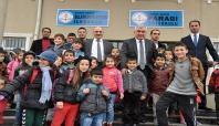 Batman İl Milli Eğitim Müdürü Kozluk'taki okulları ziyaret etti