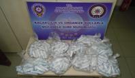 Malatya'da uyuşturucu tacirlerine darbe