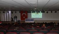 Van'da 'İslam ve Batı Medeniyetinin Karşılaştırılması' semineri